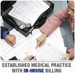 Inhouse Medical Billing